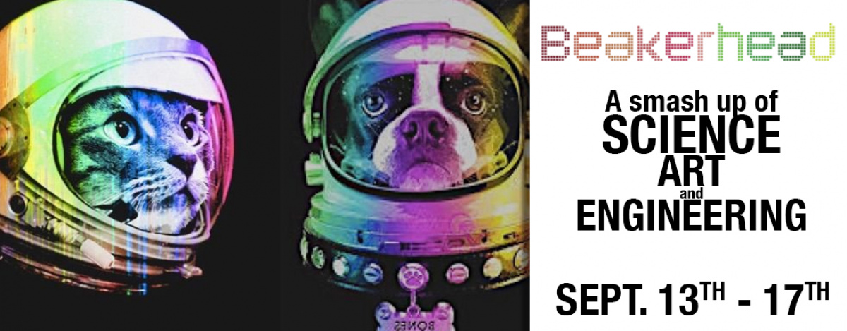 Win Tickets to Beakerhead Science of Cats and Dogs